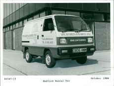 Vauxhall Motors:Rascal from bedford