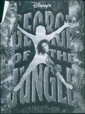 Poster of the film George of the Jungle.