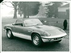 A new Sprint version of the Lotus Elan.