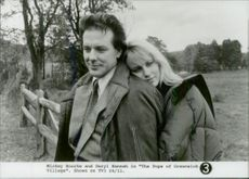 Daryl Hannah and Mickey Rourke in The Pope of Greenwich