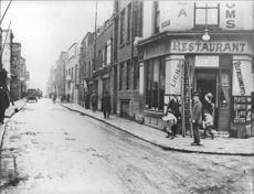 Pennyfields during the 20th century - Year 1920
