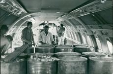 Oil Airlift during 1965's Zambia Crisis
