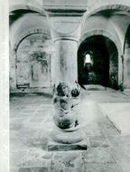 In Lund Cathedral there is an 850-year-old crypt