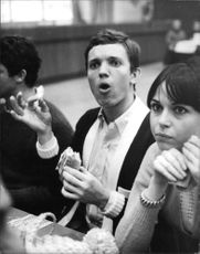 Frank Alamo with an amazed reaction, 1966.