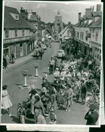 View of Diss Carnival.