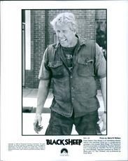 "Gary Busey in the film ""Black Sheep"", 1996."