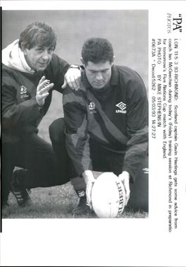 Alan Davies (rugby coach) with Gavis Hastings.
