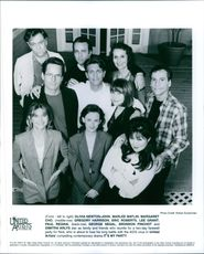 """The casts of a 1996 American drama film , """"It's My Party""""."""