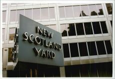 Scotland Yard's new building