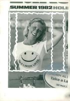 From the cover of Laker summer brochure.