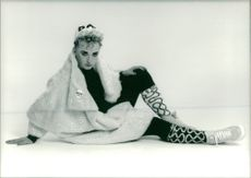 Boy George pictorial for his comeback after the heroin addiction
