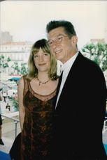 John Hurt at the Cannes Film Festival 1998