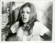 "Actress Hayley Mills in the movie ""Twisted Nerve"""