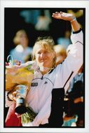 Steffi Graf confirms that she stops playing tennis