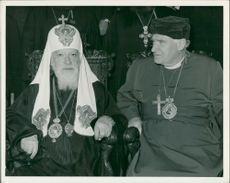 Patriarch Alexy II and ramsey