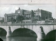 Parliament House before the rebuilding