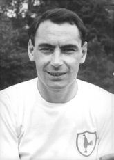 Alan John Gilzean in a portrait.