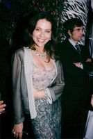 Ornella Muti at the Cannes Film Festival.