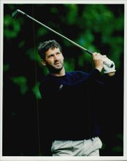 New Zealand-based golfer Frank Nobilo.