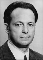 Manfred Gerlach was deputy chairman of state council.