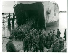 Germany War France D-Day 1944 pictures