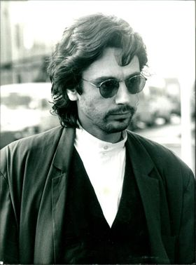 Jean-Michel Jarre, who mounted two spectacular laser light.
