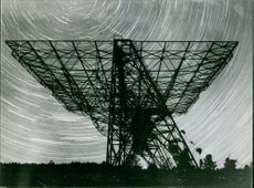 A Radiotelegraph tower. Jean Francois Denise.