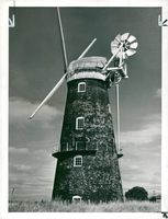 The Highest Windmill In East Anglia.