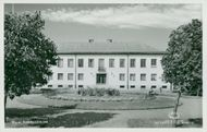 Mora. Municipal House - postcard