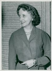 Margaret Truman, daughter of Harry Truman
