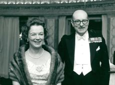Grenfell Lord and Wife.