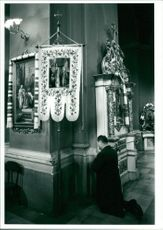 Mass at st. georges.
