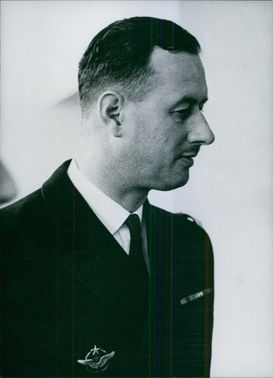 French Personality: Capt. Philippe De Gaulle
