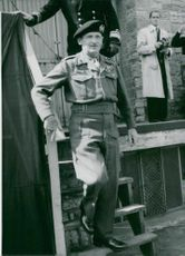 Field Marshal Viscount Montgomery