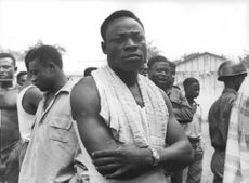 Men of Congo.