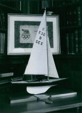 A structure of a Sailboat.
