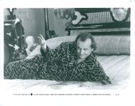 """Actor Jack Nicholson in the movie """"The Witches in Eastwick"""""""