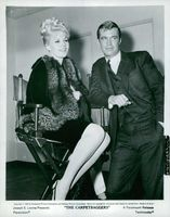 Carroll Baker and George Peppered