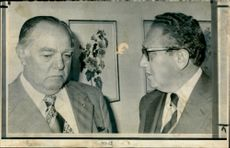Dr. Henry Kissinger Mr Vorster