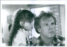 "Whittni Wright and Nick Nolte from the movie ""I'll Do Anything""."
