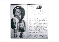 Private letter between Greta Garbo and Mercedes de Acostas