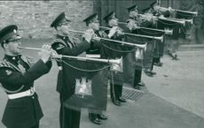 Royal Norfolk Regiment: Trumpeters of the 1st East Anglian Regiment