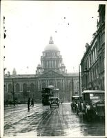 A photograph of City Hall Belfast.