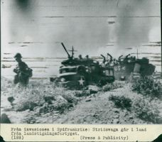 invasion of southern france - 18 August 1944