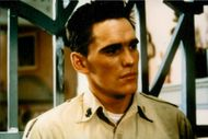 "Matt Dillon in the movie ""Rebel""."