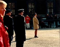 Crown Princess Victoria was raised on his name's day