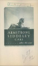 Book of Armstrong. 1942