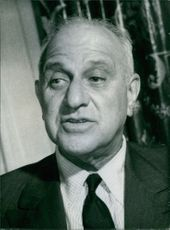 Portrait of Harry F. Guggenheim.