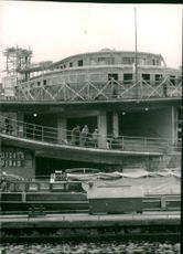 Slussen: Div Pictures - Old and New.