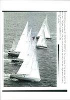 Yacht Starts Classic with their Crew.
